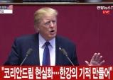 [특별 기고] 트럼프 대통령의 한국 국회 연설에 함축된'코리안드림'