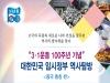 삼일운동 100주년 기념 '대한민국 임시정부 역사탐방' 모집